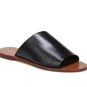 Diane Von Furstenberg Leather Barrett Sandals 9.5